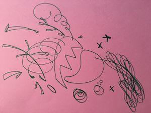 Emotional Lines In Art : Meera sanghani art scienceblr